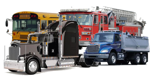 Heavy Duty Truck Parts for virtually everymake and model:Advance mixer, American lafrance, autocar, binkley, bluebird, Brockway, cambria, chalmers, Chevrolet, build rite, ccc, crown coach,  dana, Dayton, diahatsu, ez ride, ford freightliner, Fruehauf, gmc, general trailer, granning reyco, great dane trailers, Hendrickson, hino, hutch, hyster, isuzu, iveco, kenworth, kme, lodal, mack, Mercedes benz truck, meritor, Mitsubishi fuso, Navistar international, neway, ud Nissan, Oshkosh, Ottawa, page, peerless, peterbilt, pierce, raydan, reo, reyco, ridewell, Rockwell, seagrave, silent drive, silver eagle, Thomas, trailmobile, spicer, todco, Volvo, Watson & chalin, western star.